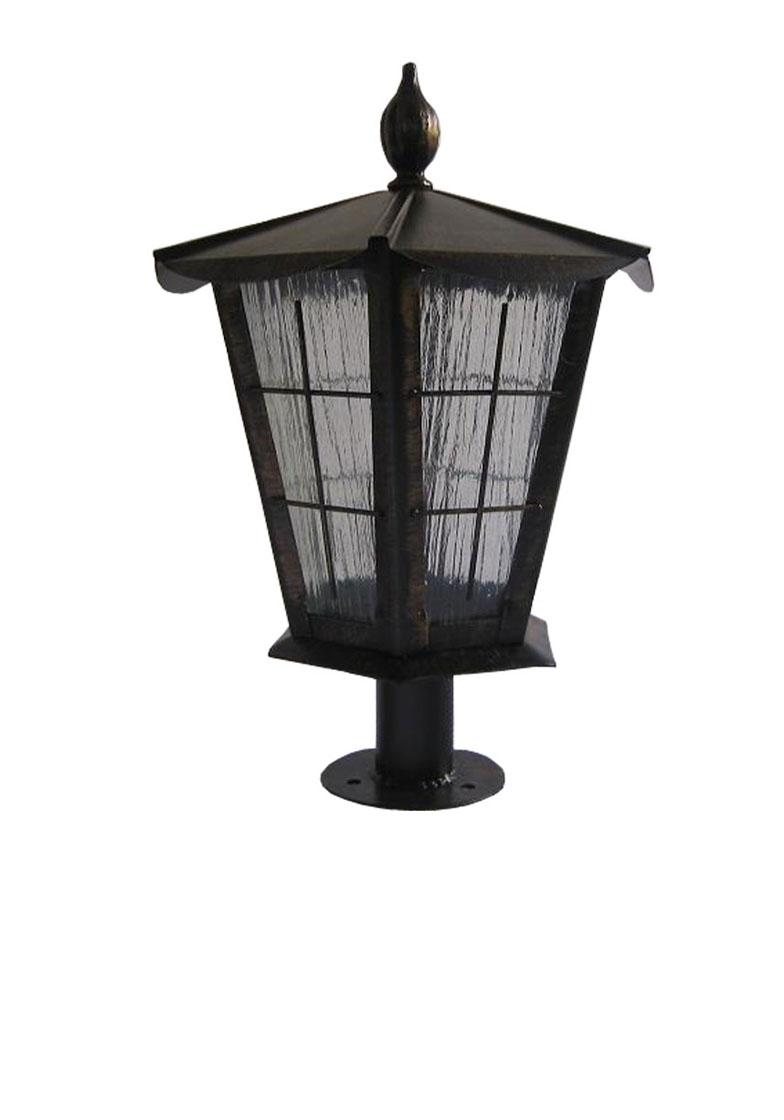 Lampy na słupek